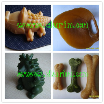 Mesin Injection Dog Chewing Bone Moulding