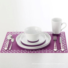 silicone rubber table mats