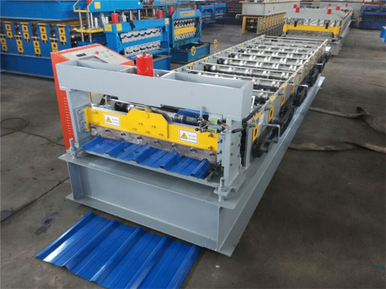 wall and roof roll forming machine )