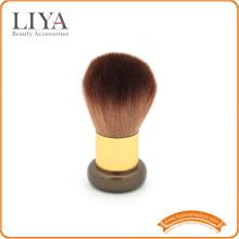 Make-up Produkte synthetische Rasierpinsel mit Griff aus Kunststoff