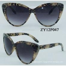 Fashion Plastic Custom Sun Glasses Zy12p2137