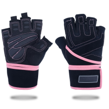 Aduluts Half Finger Fitness Protective Gloves