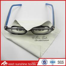 Gläser Reinigung Microfaser Tuch