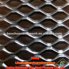 El alambre de acero inoxidable de la alta calidad amplió la cerca del metal en almacén