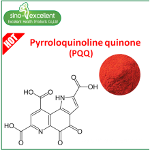 Anti-Aging PQQ (Pyrrolochinolin Chinon)