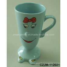 Keramische Glasierte Teetasse