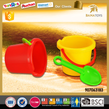 Outdoor toy for summer beach bucket and shovel