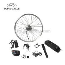Kit de vélo électrique pas cher 350W ebike kit 36V vélo électrique kit de conversion