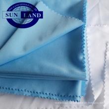100% Polyester-Strickgewebe aus Mikrofaser-Interlock