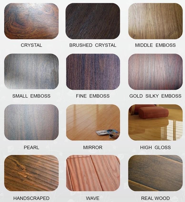 Laminate Flooring Surface
