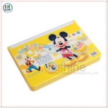 Newest cute ipad shaped plastic case , storage box