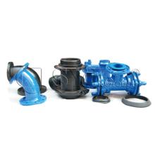 Ductile iron AWWA C110 pipe fitting