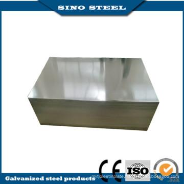 Food Grade Tin Plated Sheet with 5.8/5.8 Tin Coating