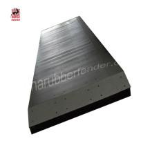 HOT sale high quality Black Marine Rubber Fender panel