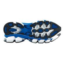 Xfy07 Vente de nouveaux produits Creative TPR Soles Chaussures de sport Sole à la mode antichoc antidémarrage