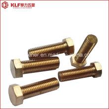 Brass Bolt DIN933