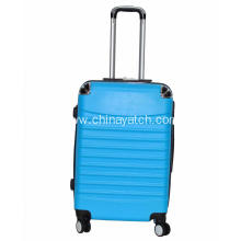 Spinner wheels ABS trolley luggage upright
