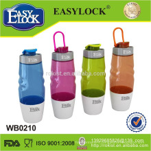 580ml Hot plastic water bottle in different shapes