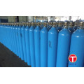 GB28884 Seamless Large Volume Gas Cylinder Steel Tubes
