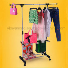 Home Used Clothes Airer, Foldable Coat Hanger, Clothes Rack