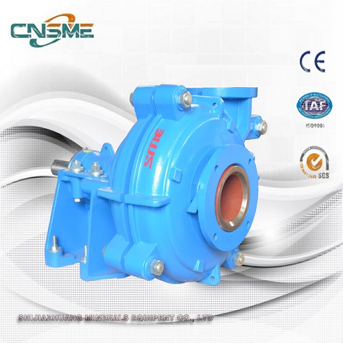 Heavy Duty Metal Slurry Pump