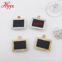 Decoração home nova personalizada da decoração do artesanato do presente de época natalícia de HYYX