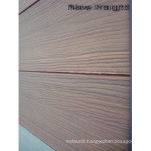 Woodgrain Co-Extrusion Wall Panel