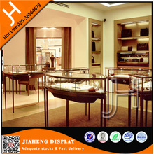 Modern commercial custom jewelry display floor stands for sale