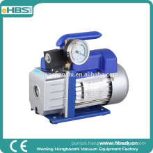 1/4 HP 2.5 CFM Single Stage General Electric Vacuum Pump with Gauge