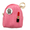 LIPSTICK COIN PURSE KEYRING-0