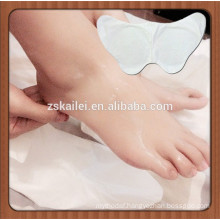 2015 hotsale OEM moisturizing softening foot mask