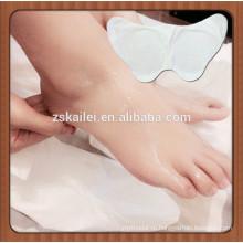 2015 горячая распродажа ОЕМ увлажняющий смягчающий маска для ног