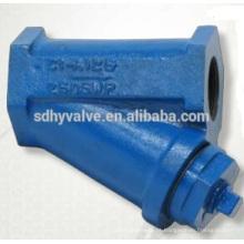 filtro de DN15-DN300 Y de ferro fundido
