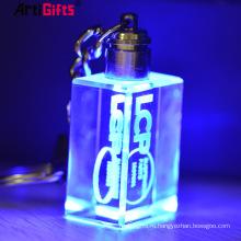 Новый лучшее качество сувенир блестящий кристалл ОАЭ хохлатая ожерелье и брелок