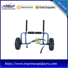 Factory made hot-sale for Kayak Dolly Aluminium boat trailer, EVA pad kayak cart, Trolley for kayak export to Mongolia Importers