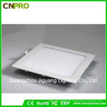 Luz de painel magro super quadrada do diodo emissor de luz 18W para a casa comercial
