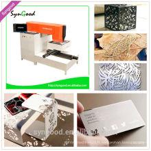 Découpe laser au laser Mince métallique 0,1-4mm Solution individuelle YAG Syngood SG5050