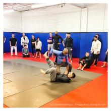 LinyiQueen bjj mats  lower price martial arts mats fuji tatami used vinyl mma rollout  used bjj  for sale bjj mats
