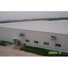 Entrepôt de structure en acier à grande portée, entrepôt de logistique (SSW-210)
