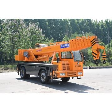 12 ton crane mobile crane