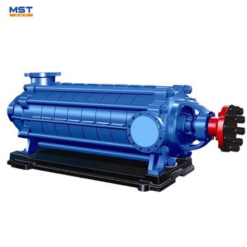 Motor de bomba de suministro de agua de construcción de cabezal de alta presión de 250 m