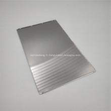 Plaque plate en aluminium utilisée de produits électroniques de la série 5000