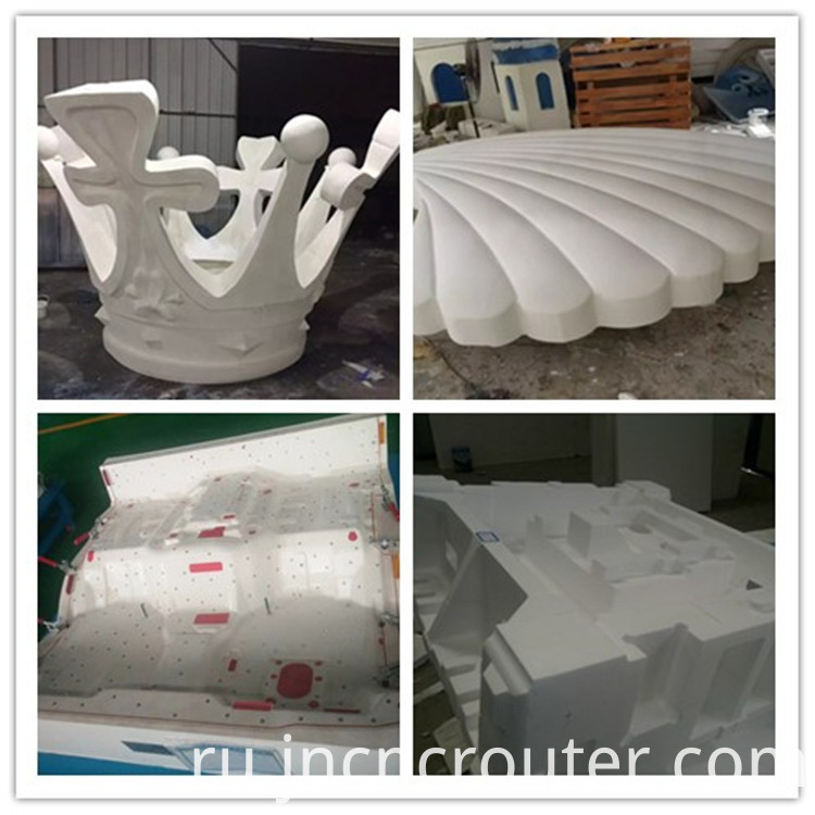 3D FOAM CARVING