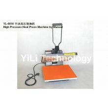 1500w Digtal Manual High Pressure Heat Press Machine / Shoe Making Machines