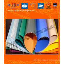 PVC Knife Coated Tarpaulin Fabric