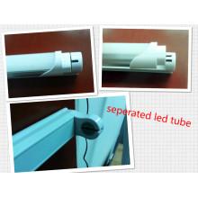 Pagamento Ásia alibaba china 2835smd conduziu o tubo integrado T8 9w 600mm garantia de 2 anos CE RoHs