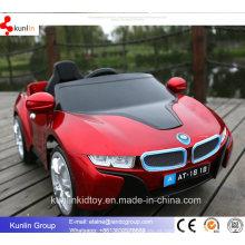 Novo estilo BMW crianças passeio no carro