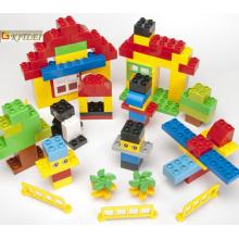 Brinquedo de bloco de construção de brinquedo de inteligência Suprimentos educacionais brinquedo