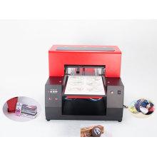 Impresora acrílica de cama plana UV