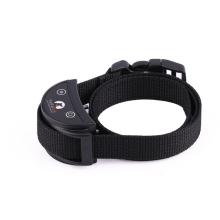 Collier anti-aboiement imperméable rechargeable de collier d'écorce de chien de formation imperméable